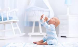 Υπάρχουν τρόποι να προστατεύσετε το μωρό σας από τα μικρόβια