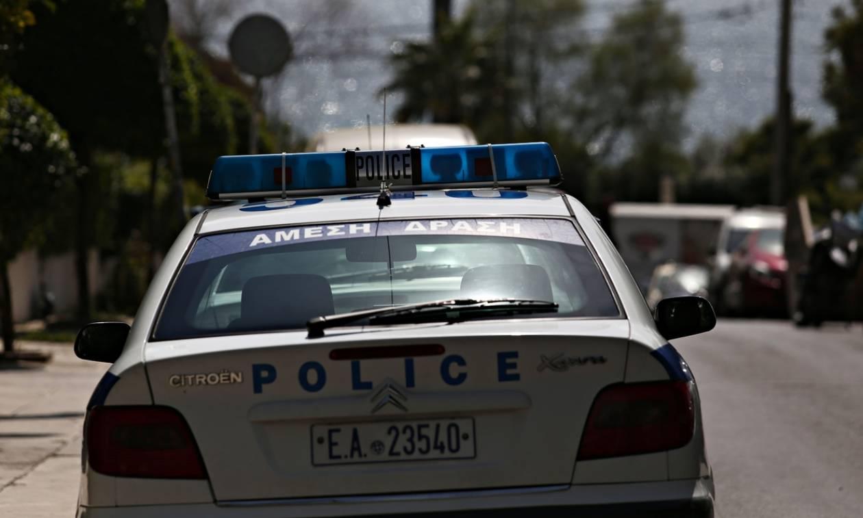 Επεισοδιακή καταδίωξη και σύλληψη διακινητή μεταναστών έξω από τη Θεσσαλονίκη