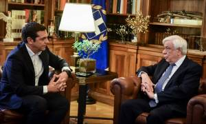 Τσίπρας σε Παυλόπουλο: Έχουμε συμφωνία για το Σκοπιανό