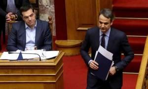 Σκοπιανό: Πέμπτη ή Παρασκευή η προ ημερησίας συζήτηση στη Βουλή