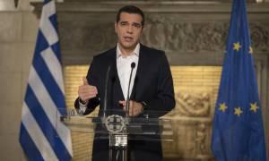 Τσίπρας: Ιστορική η συμφωνία για το «Βόρεια Μακεδονία»