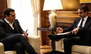 Τσίπρας: Δυστυχώς ο Μητσοτάκης αποδεικνύεται ξανά κατώτερος των περιστάσεων