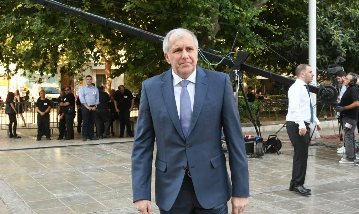 Ομπράντοβιτς για Παύλο Γιαννακόπουλο: «Δεν έχω λόγια, τεράστια απώλεια» (pics+vid)