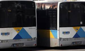 Στάση εργασίας σε λεωφορεία και τρόλεϊ την Πέμπτη (14/06)