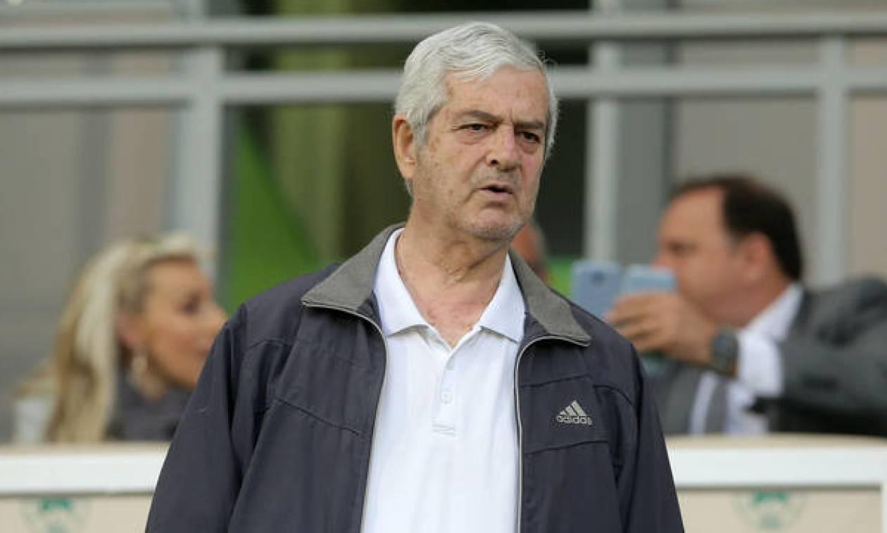 Οικονομόπουλος: «Μεγάλη η απώλεια του Παύλου Γιαννακόπουλου» (vid)