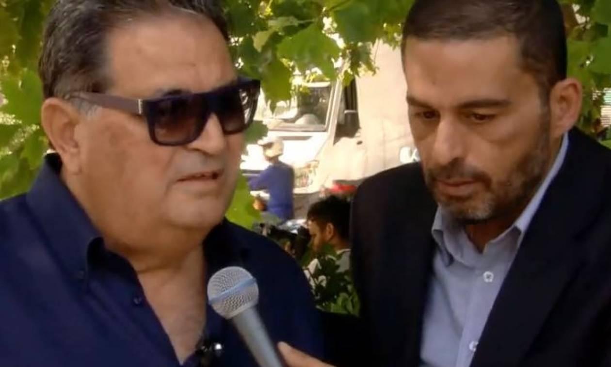«Ο Παύλος Γιαννακόπουλος ήταν ο δεύτερος πατέρας μου» (vid)