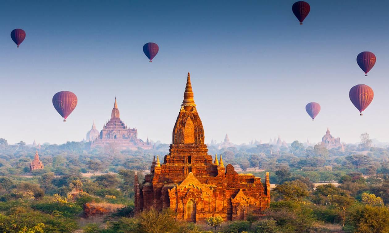 Αν δεις αυτό το βιντεάκι δεν υπάρχει περίπτωση να μην ερωτευτείς την Μιανμάρ!
