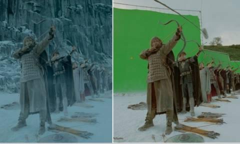 Έτσι γυρίστηκαν οι δύσκολες σκηνές σε διάσημες ταινίες! (pics)