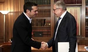 Κλάους Ρέγκλινγκ: Η Ελλάδα το πρώτο success story της Ευρώπης