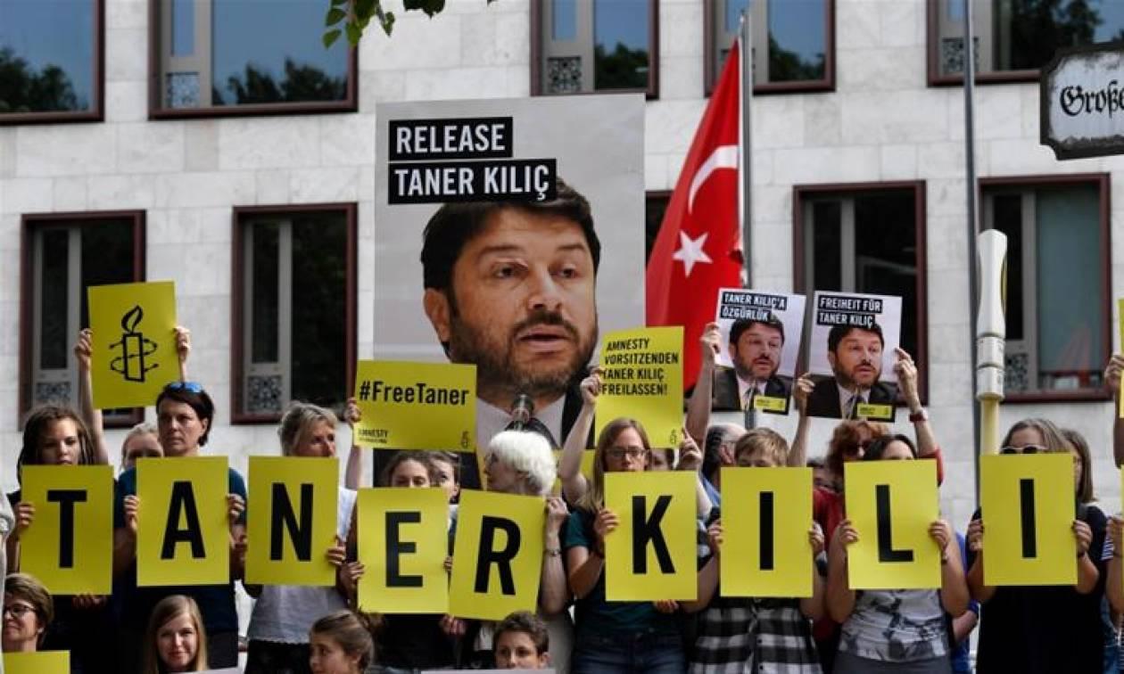 Διεθνής Αμνηστία: Στην Τουρκία τα ανθρώπινα δικαιώματα είναι άγνωστη λέξη
