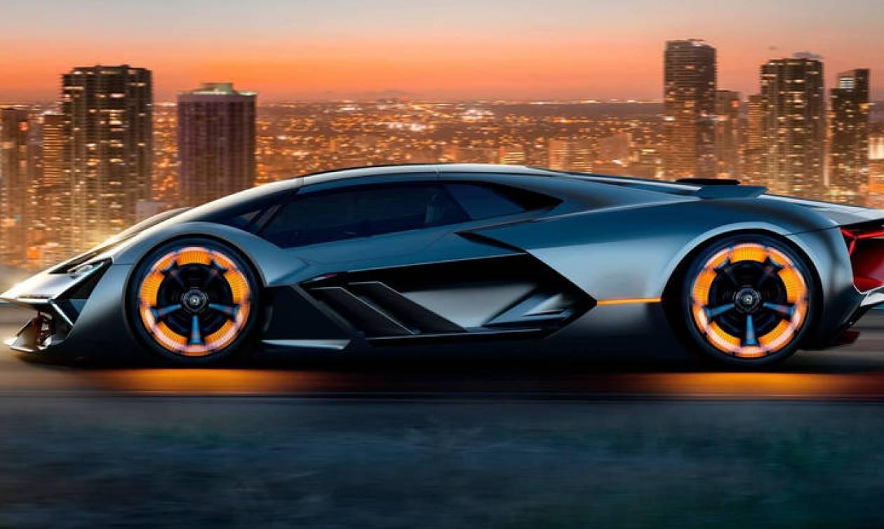 H Lamborghini δεν βλέπει ηλεκτρικό μοντέλο στο άμεσο μέλλον