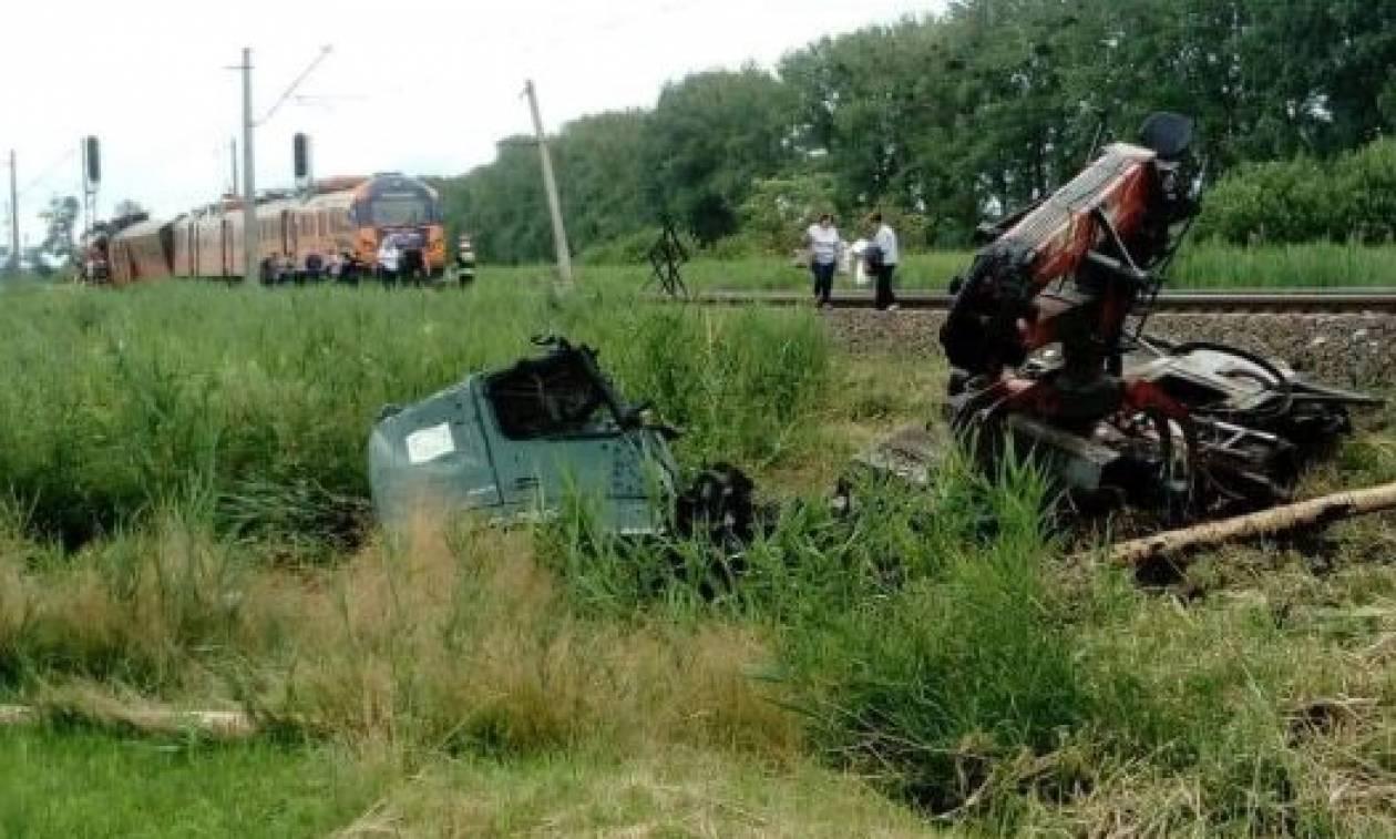 Πολωνία: Σύγκρουση τρένου με φορτηγό - Ένας νεκρός και 27 τραυματίες