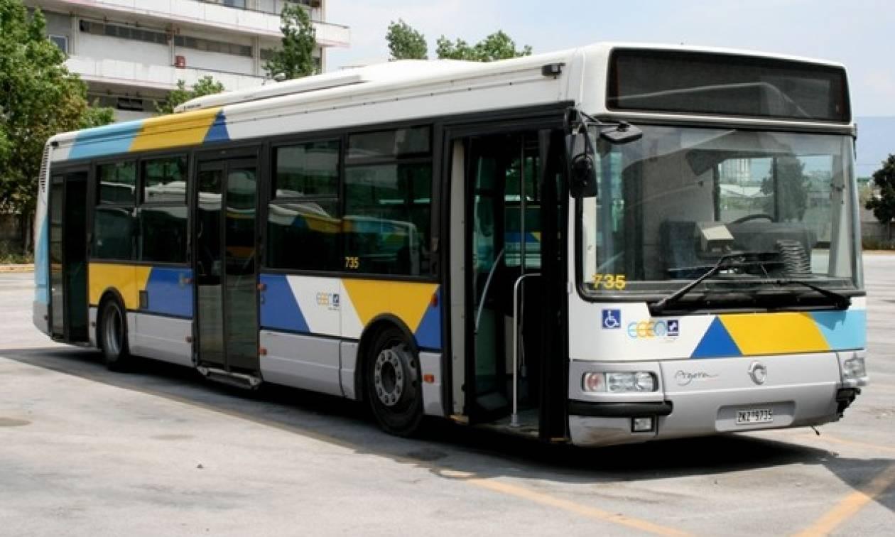 Τρόμος στη Λιοσίων: Λεωφορείο δέχθηκε πυροβολισμούς από αεροβόλο όπλο