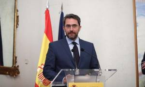 Ισπανία: Ο υπ. Πολιτισμού έσπασε κάθε ρεκόρ - Παραιτήθηκε μία εβδομάδα μετά τον διορισμό του