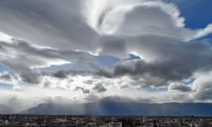 Καιρός: Με ζέστη και βροχές η Πέμπτη - «Φθινόπωρο» τις επόμενες μέρες (pics)