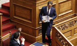 Ραγδαίες πολιτικές εξελίξεις: Πρόταση μομφής καταθέτει η ΝΔ
