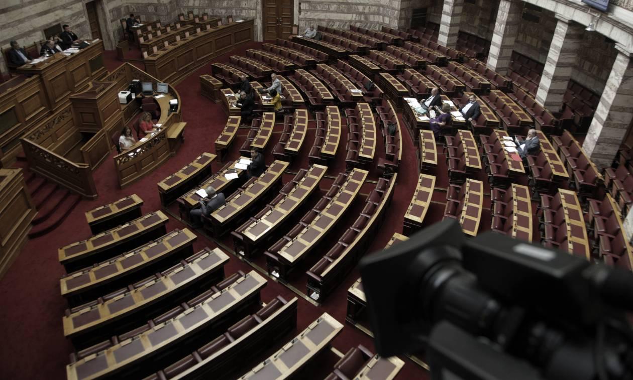 LIVE Βουλή: H συζήτηση και ψηφοφορία στην Ολομέλεια για το πολυνομοσχέδιο