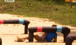 Survivor 2: Ο σοβαρός τραυματισμός στο κεφάλι στον αγώνα με την Κολομβία και η… αποχώρηση
