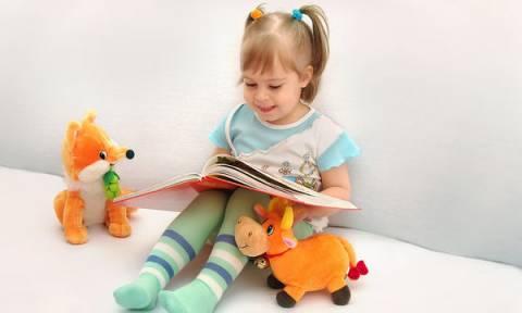 Ποια είναι τα καταλληλότερα βιβλία για παιδιά δύο χρονών και μεγαλύτερα;