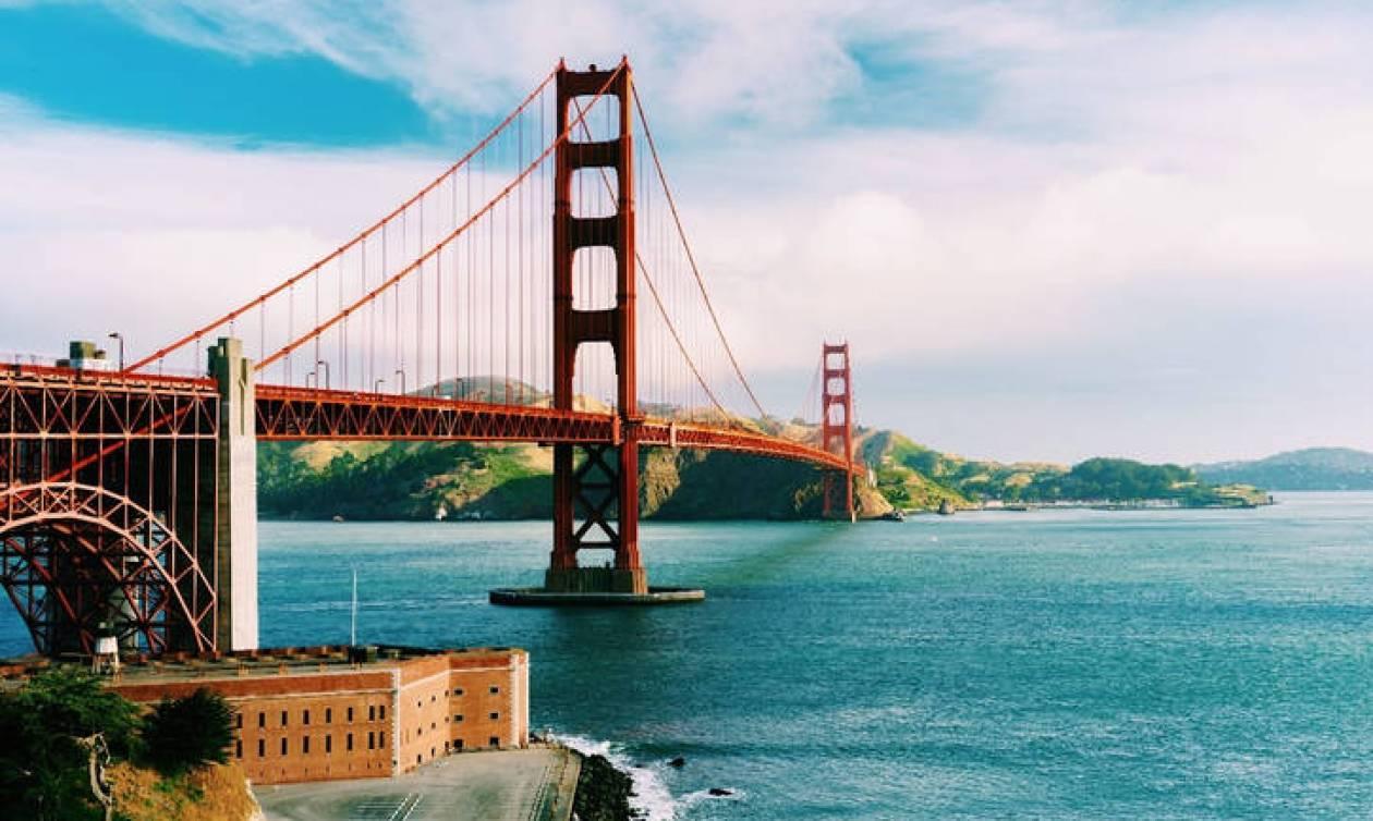 Επόμενη στάση, Σαν Φρανσίσκο: Τέσσερις λόγοι για να ταξιδέψετε στην ομορφότερη πόλη των ΗΠΑ