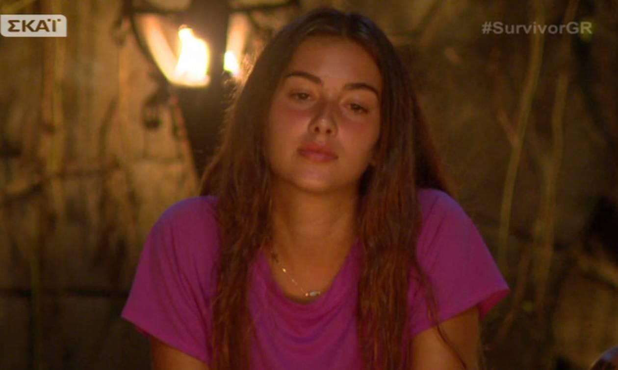 Survivor 2: Δεν ήταν η τυχερή της μέρα- Αποχώρησε η Ροδάνθη