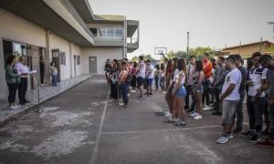 Πανελλήνιες 2018: Οι απαντήσεις σε Λατινικά, Χημεία και Αρχές Οικονομικής Θεωρίας