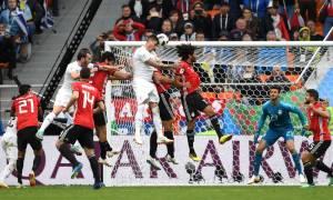 Παγκόσμιο Κύπελλο Ποδοσφαίρου 2018: Αίγυπτος - Ουρουγουάη 0-1 - Λύτρωση με Χιμένες (pics)