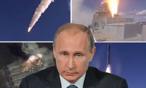 Δεν αστειεύεται ο Πούτιν: Έτοιμος για όλα «πλημμυρίζει» τον πλανήτη με πολεμικά πλοία και υποβρύχια