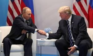 Πιθανή συνάντηση Τραμπ - Πούτιν το καλοκαίρι