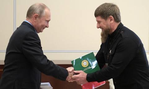 Путин обсудил с Кадыровым вопросы развития республики и возможности для инвестиций