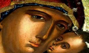 Η θαυμαστή εικόνα της Παναγίας που δεν έχετε δει! (pic)