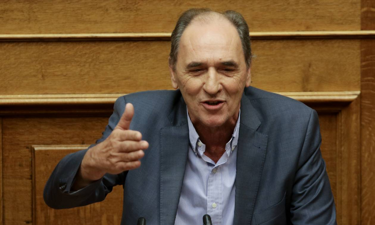 Πρόταση μομφής - Σταθάκης: Μόνο θετικά να απαντήσουμε στη συμφωνία με τα Σκόπια (vid)