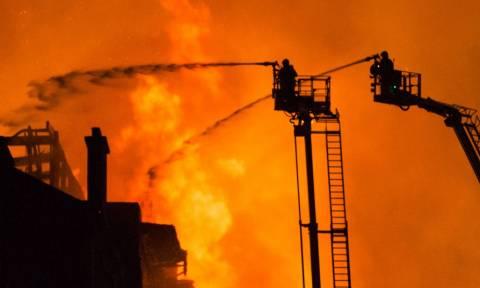 Glasgow fire: Art school's Mackintosh building extensively damaged