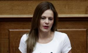Πρόταση μομφής - Αχτσιόγλου: Η συμφωνία με τα Σκόπια σέβεται την εθνική γραμμή (vid)