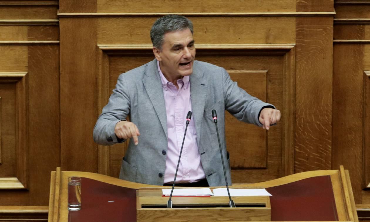 Τσακαλώτος για Σκοπιανό: «Η Ελλάδα πρέπει να είναι μέρος της λύσης και όχι του προβλήματος» (vid)
