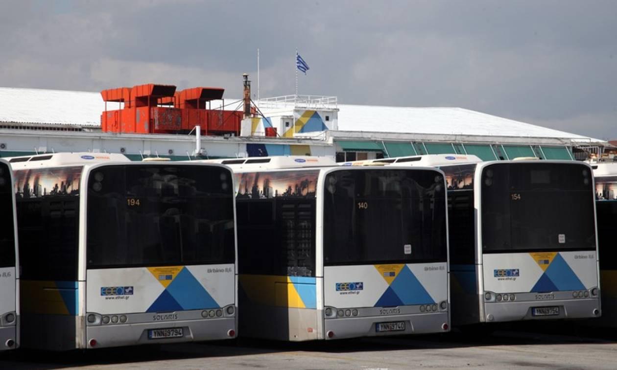 Στάσεις εργασίας στα λεωφορεία: Ποιες ημέρες θα τραβήξουν «χειρόφρενο»