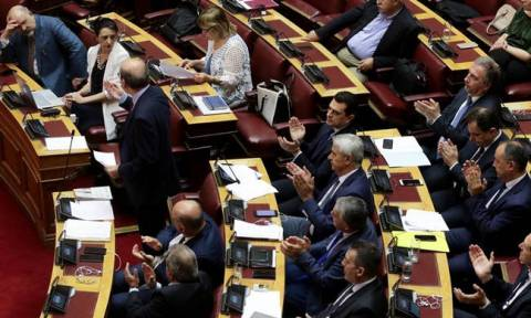 Parliament debate on censure motion against government to end with roll-call vote at 18:30