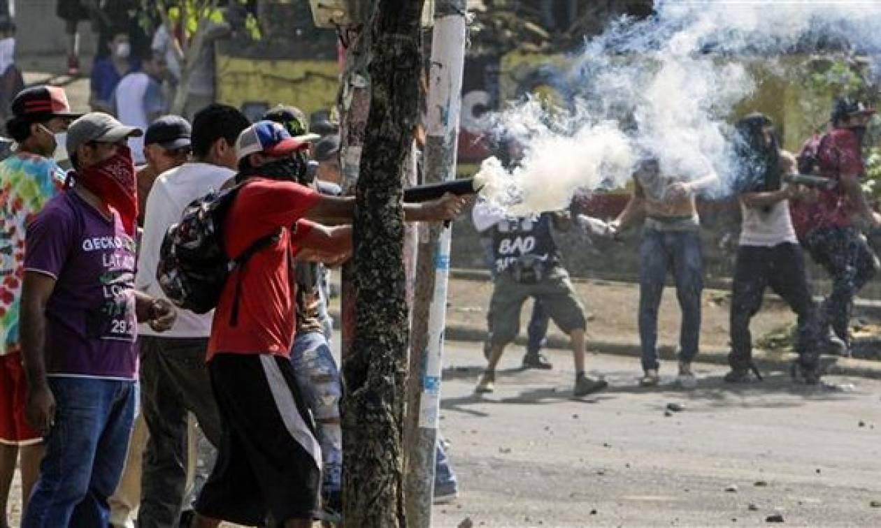 Νικαράγουα: Συνεχίζεται η αιματοχυσία - Τουλάχιστον 8 νεκροί σε νέα επεισόδια