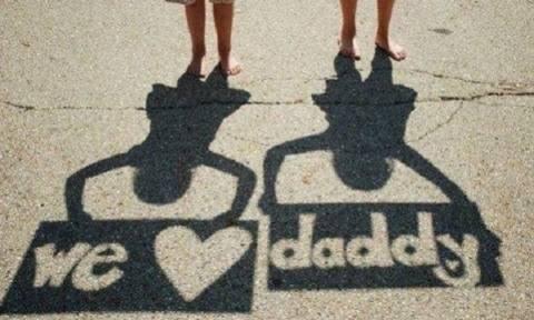 Η Γιορτή του Πατέρα στο doodle της Google