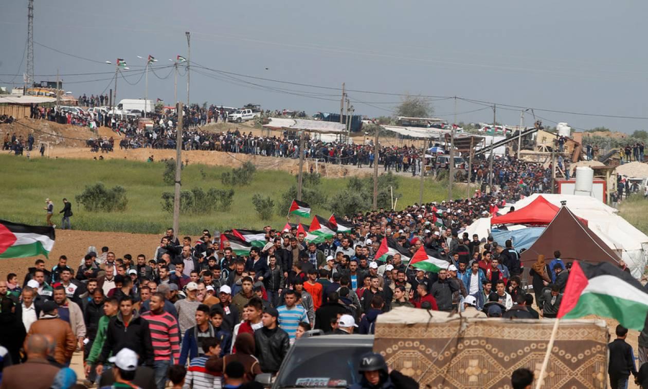 Παλαιστίνη: Η αμερικανική ειρηνευτική πρωτοβουλία είναι καταδικασμένη σε αποτυχία