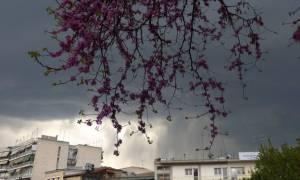 Καιρός: Άστατος καιρός με βροχές και καταιγίδες την Κυριακή (17/6) – Πού θα βρέξει