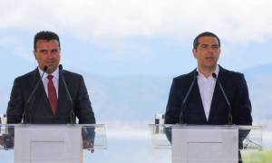 Ζάεφ από Πρέσπες: Η συμφωνία μας μπορεί να μετατοπίσει βουνά