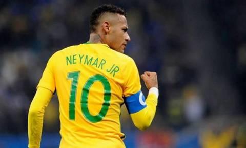 Η ώρα της Βραζιλίας και του Νεϊμάρ