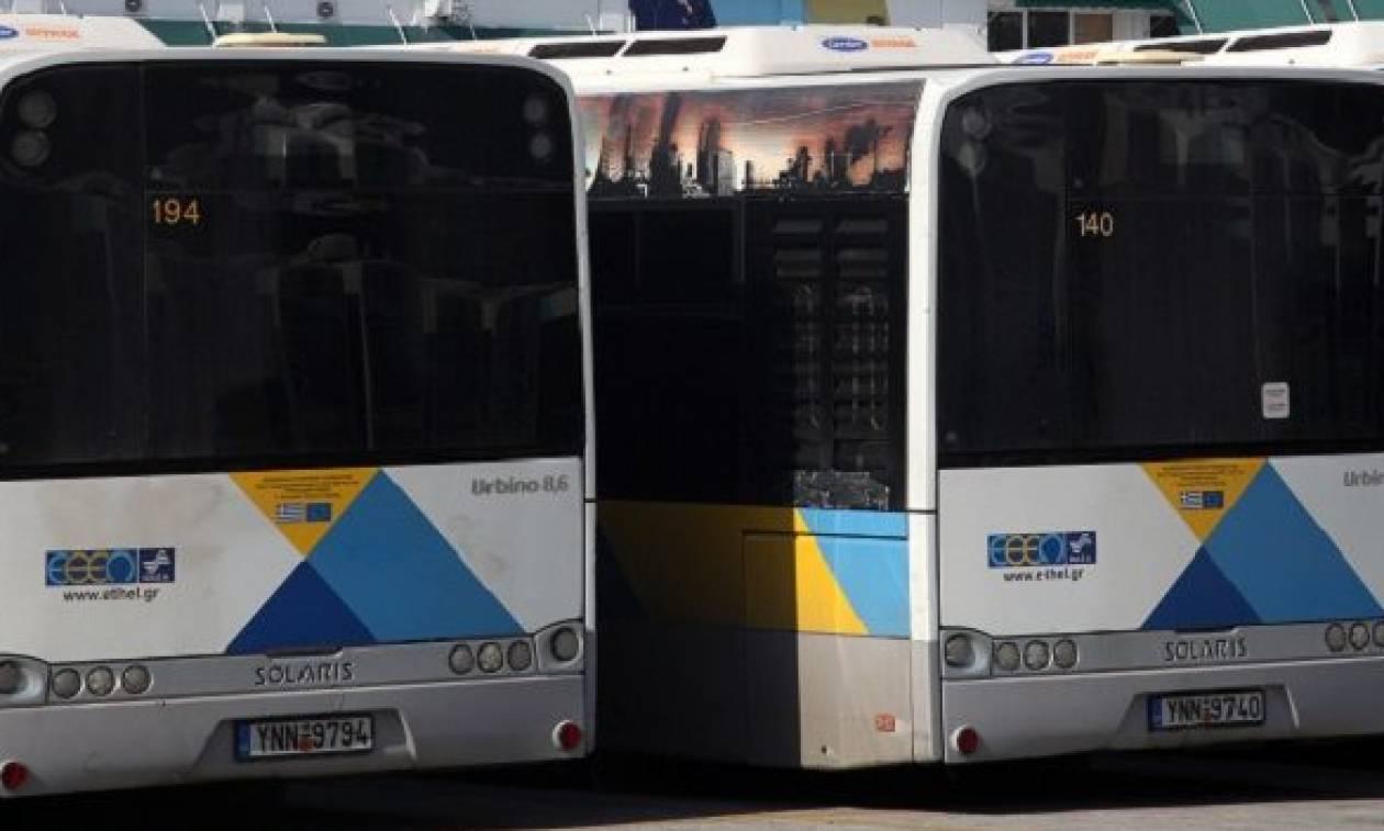 ΟΑΣΑ: Νέες στάσεις εργασίας στα λεωφορεία την ερχόμενη εβδομάδα