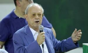 Παναθηναϊκός – Ολυμπιακός: Στο ΟΑΚΑ ο Θανάσης Γιαννακόπουλος