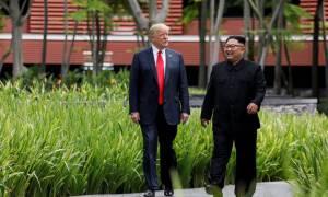 Τραμπ: Η συμφωνία με τον Κιμ μπορεί να σώσει εκατομμύρια ζωές