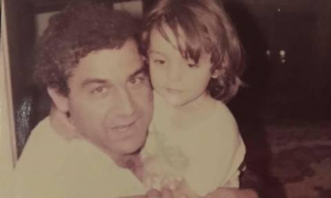 Γιορτή του Πατέρα 2018: Ποια Ελληνίδα ηθοποιός εύχεται χρόνια πολλά στον μπαμπά της με αυτή τη φωτό;