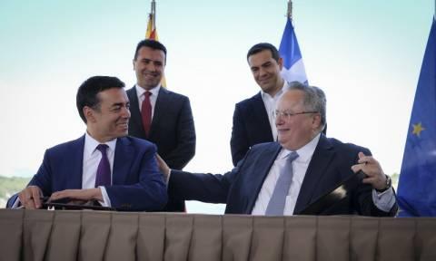 Der Standard: Ελλάδα και Σκόπια επισφραγίζουν το τέλος της διένεξης για το όνομα