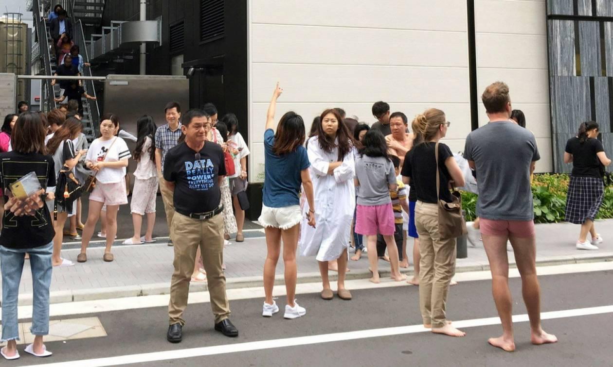 Ιαπωνία: Στα 6,1 το μέγεθος του σεισμού - Απροσδιόριστος ο αριθμός των νεκρών