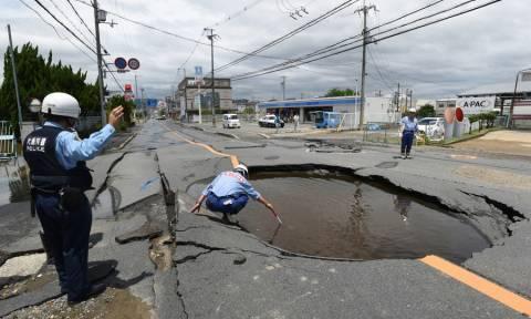 Ιαπωνία: Φονικός σεισμός «χτύπησε» την Οσάκα - Τρεις νεκροί από τα 6,1 Ρίχτερ (pics)